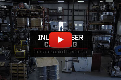 Laser Oxide Removal from Stainless Steel Welding Joints