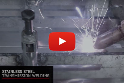 Weld cleaning with laser cleaning machine